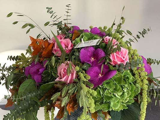 Abonnement floral & contrat d'entretien a Dijon