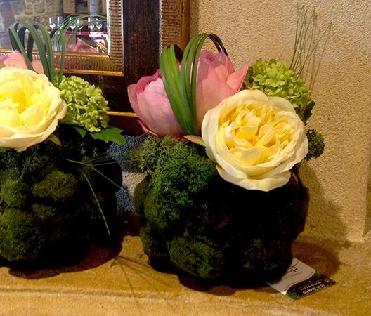 Abonnement floral naturel ou artificiel 4