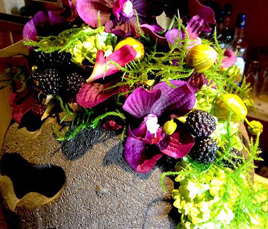 Abonnement floral naturel ou artificiel 6