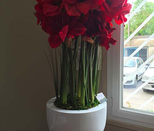 Abonnement floral naturel ou artificiel 9