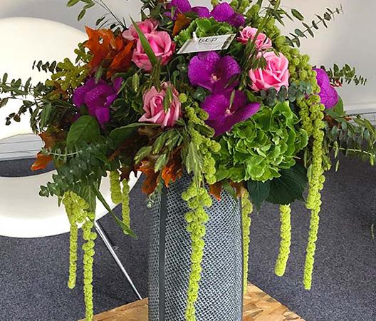 Abonnement floral naturel ou artificiel 10