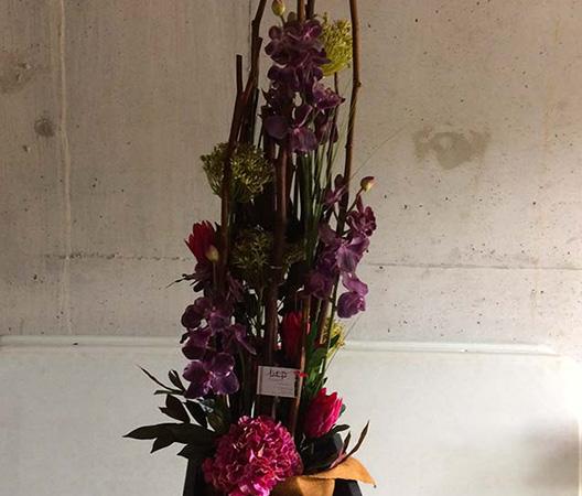 Abonnement floral naturel ou artificiel 13