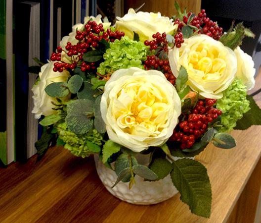 Abonnement floral naturel ou artificiel 20