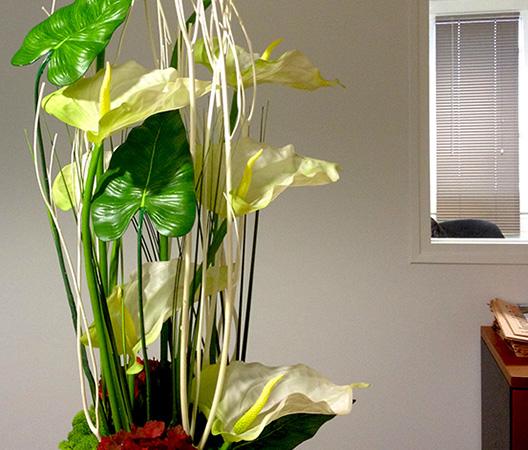 Abonnement floral naturel ou artificiel 21