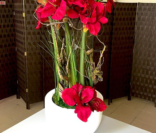 Abonnement floral naturel ou artificiel 22