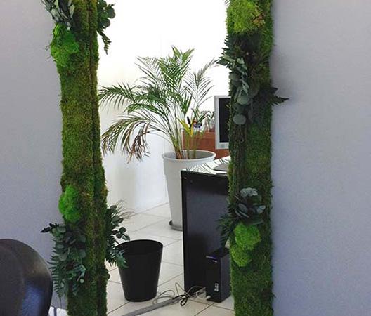 Cadres et murs végétaux 25