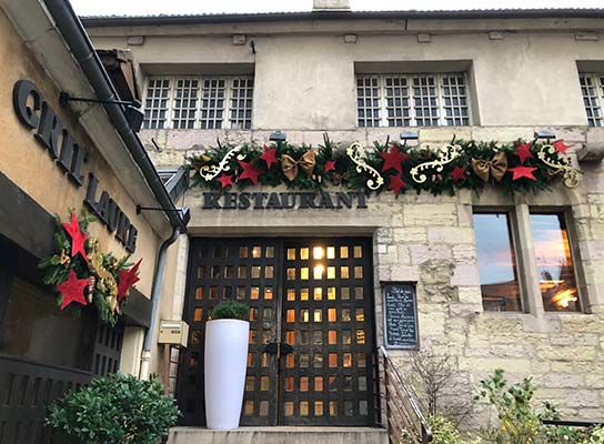 Décors, façades et vitrines de noël