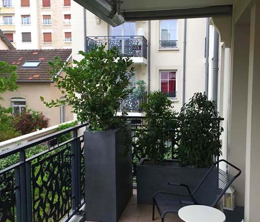 Terrasses végétalisées 10