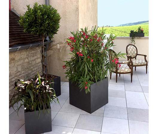 Terrasses végétalisées 14