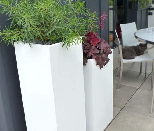 Terrasses végétalisées 21