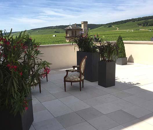 Terrasses végétalisées 23