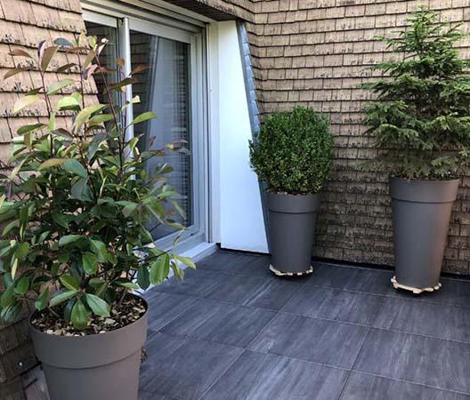 Terrasses végétalisées 26